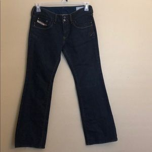 Diesel Ronhar Bootcut Stretch Jeans Size 30